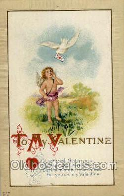 val050289 - Valentines Day Postcard Postcards