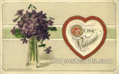 val050326 - Publisher John Winsch Valentines Day Postcard Post Cards