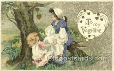 val050328 - Publisher John Winsch Valentines Day Postcard Post Cards