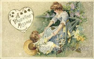 val050329 - Publisher John Winsch Valentines Day Postcard Post Cards