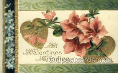 val050330 - Publisher John Winsch Valentines Day Postcard Post Cards