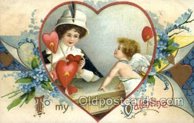 val050345 - Valentines Day Postcard Post Cards