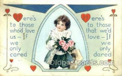 val100019 - Valentines Day Postcard Post Cards