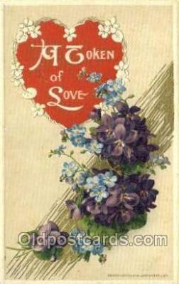 val100530 - Publisher John Winsch, Valentines Day Postcard Post Cards