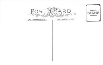 val300153 - Valentines Day Postcard  back