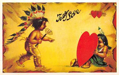 val300157 - Valentines Day Postcard