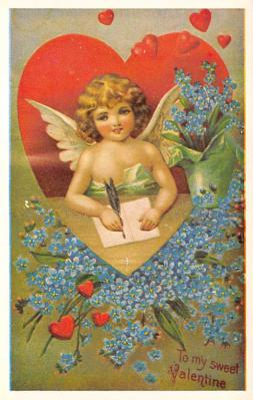 val300199 - Valentines Day Postcard