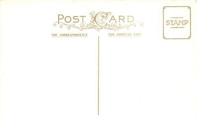 val300213 - Valentines Day Postcard  back