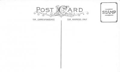 val300215 - Valentines Day Postcard  back
