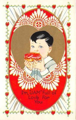 val300269 - Valentines Day Postcard