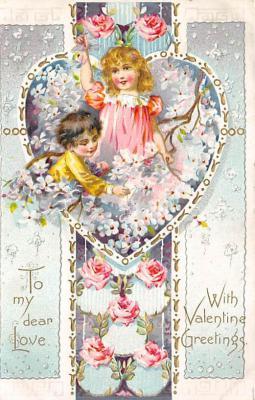 val300289 - Valentines Day Postcard
