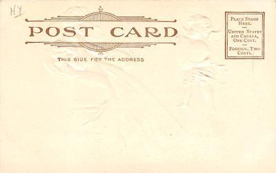 val300295 - To My Valentine Postcard  back