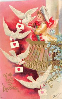 val300299 - Valentines Day Postcard