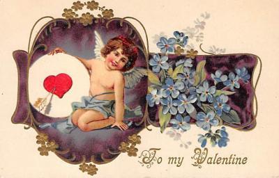 val300307 - Valentines Day Postcard