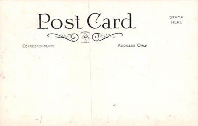 val300331 - Valentines Day Postcard  back