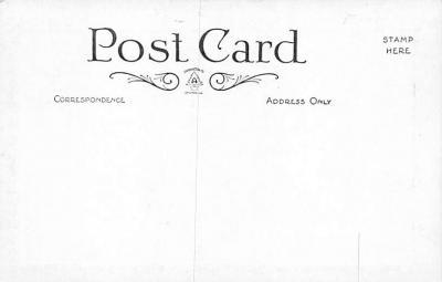 val300333 - Valentines Day Postcard  back