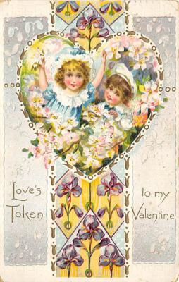 val300357 - Valentines Day Postcard