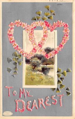 val300377 - Valentines Day Postcard