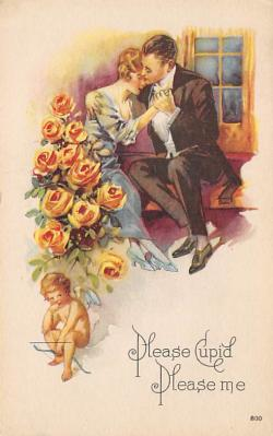 val300383 - Valentines Day Postcard