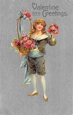 val300535 - Valentine GreetingsPostcard