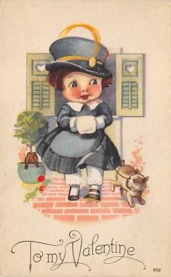 val300543 - Valentines Day Postcard