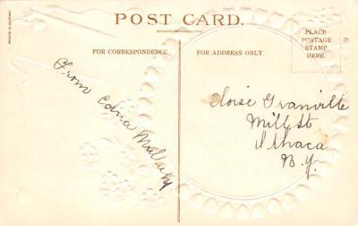 val300555 - Valentines Day Postcard  back