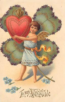 val300575 - Valentines Day Postcard