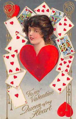 val300593 - Valentines Day Postcard