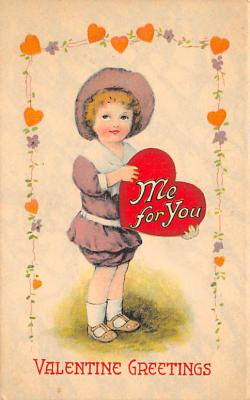 val300599 - Valentines Day Postcard