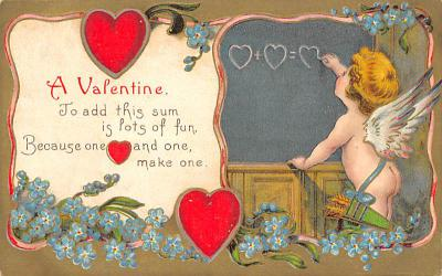 val300637 - Valentines Day Postcard