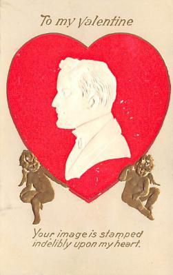 val300655 - Valentines Day Postcard
