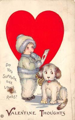 val300661 - Valentines Day Postcard