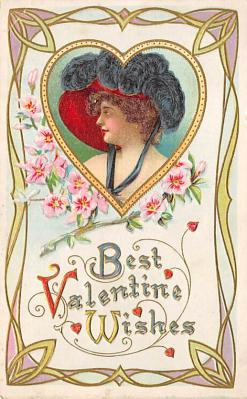 val300727 - Valentines Day Postcard