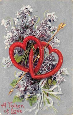 val300729 - Valentines Day Postcard