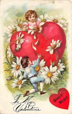 val300749 - Valentines Day Postcard