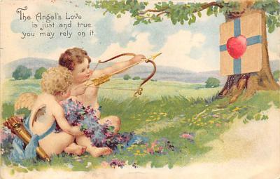 val300755 - Valentines Day Postcard
