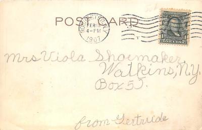 val300755 - Valentines Day Postcard  back