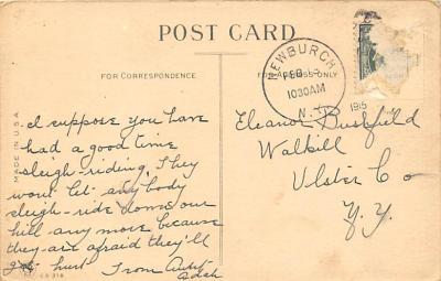 val310299 - St. Valentines Day Postcard  back