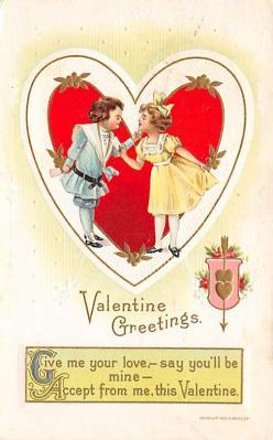 val310367 - St. Valentines Day Postcard