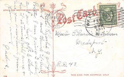 val310367 - St. Valentines Day Postcard  back