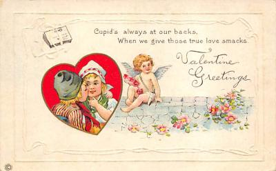 val310427 - St. Valentines Day Postcard
