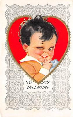 val310511 - St. Valentines Day Postcard