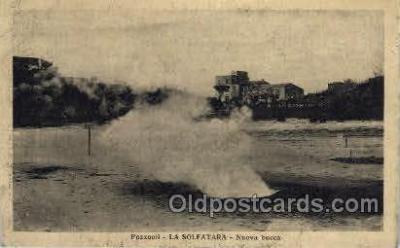 La Solfatara, Pozzuoli, Near Naples