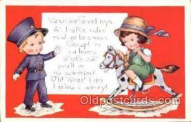 val001002 - Valentine Postcard Postcards