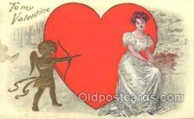 val001006 - Valentine Postcard Postcards