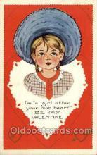 val001056 - Valentine Valentines Postcard Postcards