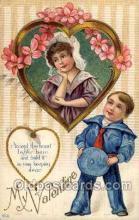 val001057 - Valentine Valentines Postcard Postcards