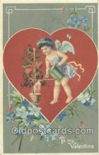 val001077 - Valentine's Day Postcard Postcards