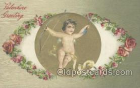 val001086 - Valentine's Day Postcard Postcards