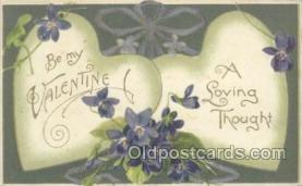 val001091 - Valentine's Day Postcard Postcards